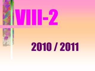 VIII-2