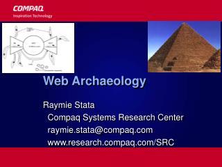 Web Archaeology