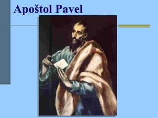 Apo�tol Pavel