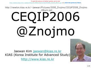 CEQIP2006@Znojmo