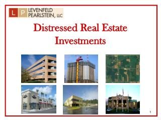 Distressed Real Estate Investments