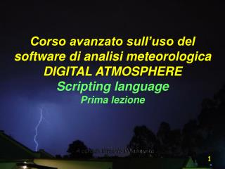 A cura di Vittorio Villasmunta