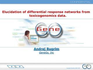 Andrej Bugrim GeneGo, Inc