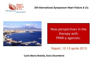 New perspectives in the therapy with PPAR- γ agonists .