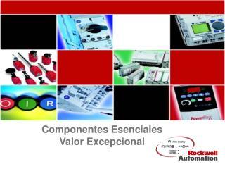 Componentes Esenciales Valor Excepcional