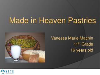 Made in Heaven Pastries