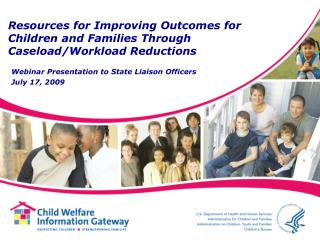 Resources for Improving Outcomes for Children and Families Through Caseload/Workload Reductions