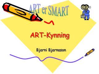 ART-Kynning
