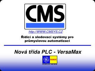 Řídící a sledovací systémy pro průmyslovou automatizaci