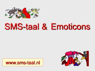 SMS-taal  Emoticons