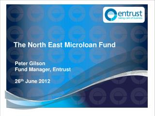 The North East Microloan Fund