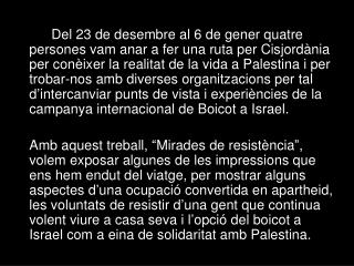On es troba Palestina?