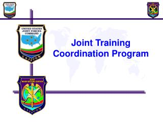 Joint Training  Coordination Program