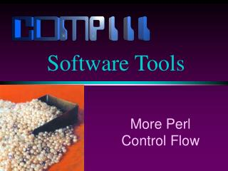 More Perl Control Flow