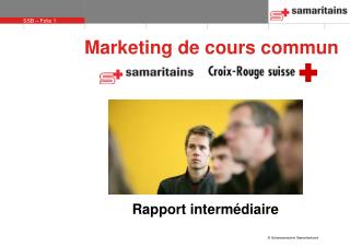 Marketing de cours commun