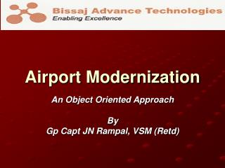 Airport Modernization