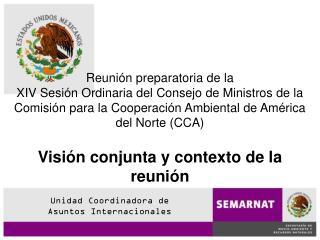 Unidad Coordinadora de Asuntos Internacionales