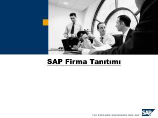 SAP Firma Tan?t?m?