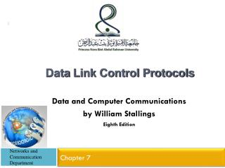 Data and Computer Communications by William Stallings Eighth Edition