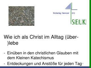 Kirchentag  Hannover       2012