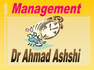 Dr Ahmad Ashshi