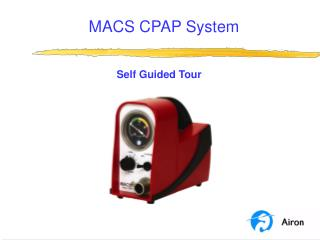MACS CPAP System