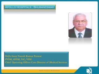 Dr(Lt Gen)  Naresh Kumar  Parmar