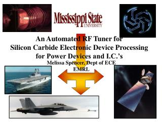 An Automated RF Tuner for Silicon Carbide Electronic Device Processing