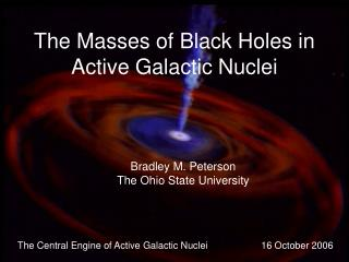 The Masses of Black Holes in Active Galactic Nuclei