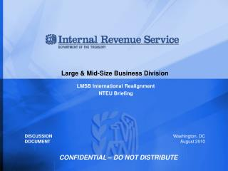 Large & Mid-Size Business Division