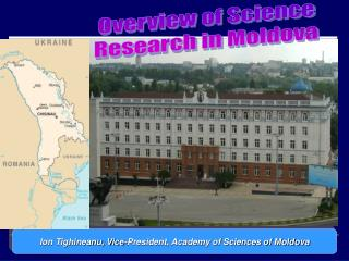 Reforms in Science in the Republic of Moldova