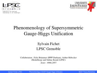 Phenomenology of Supersymmetric Gauge-Higgs Unification
