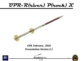 UPR-R(river) P(rock) X