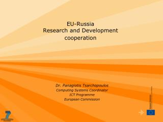 EU-Russia  Research and Development  cooperation