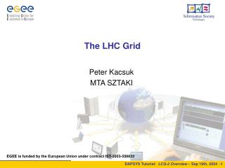 The LHC Grid
