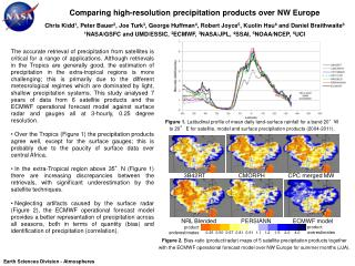 Comparing high-resolution precipitation products over NW Europe
