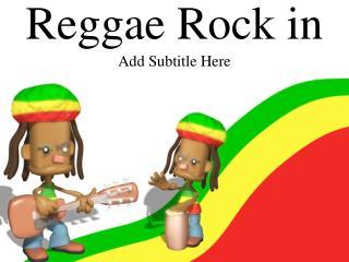 Reggae Rock in