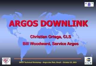 ARGOS DOWNLINK