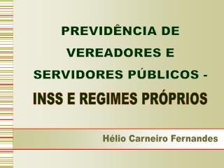 Hélio Carneiro Fernandes