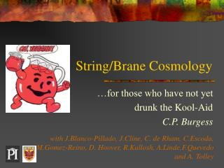 String/Brane Cosmology
