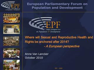 European Parliamentary Forum on Population and Development