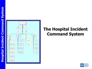 The Hospital Incident Command System