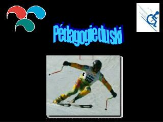Pédagogie du ski
