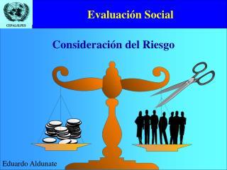 Evaluaci�n Social