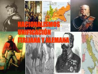 LA FORMACIÓN DE LOS ESTADOS NACIONALES.