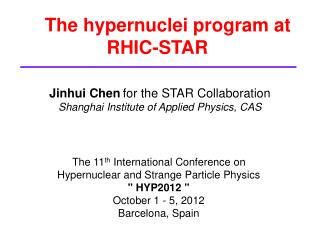 The hypernuclei program at RHIC-STAR