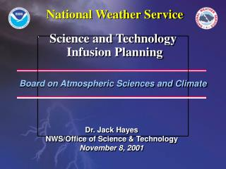 Board on Atmospheric Sciences and Climate