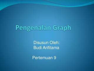 Pengenalan  Graph