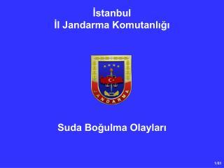 İstanbul  İl Jandarma Komutanlığı