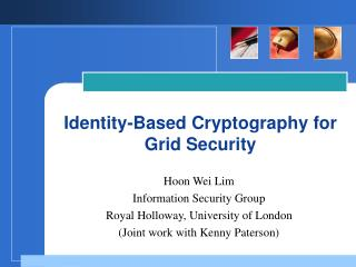 Identity-Based Cryptography for Grid Security